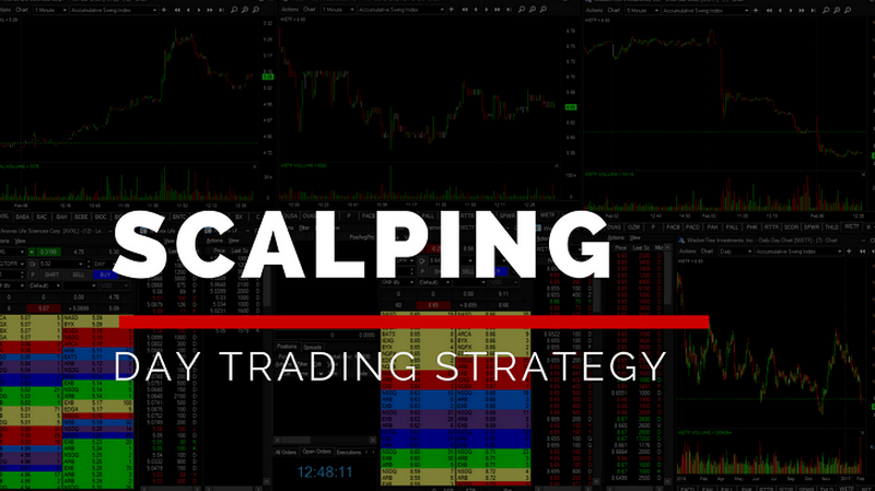 Teknik scalping forex