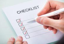 7 Daftar Checklist yang Harus Disiapkan Sebelum Masuk Market
