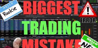 Inikah Kesalahan Trading Nomor Satu yang Dibuat Trader?