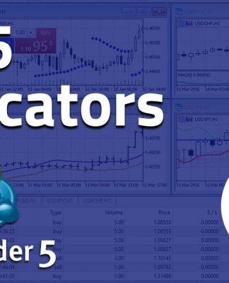 5 Indikator Terbaik Dalam MetaTrader 5 (Tingkat Lanjut)